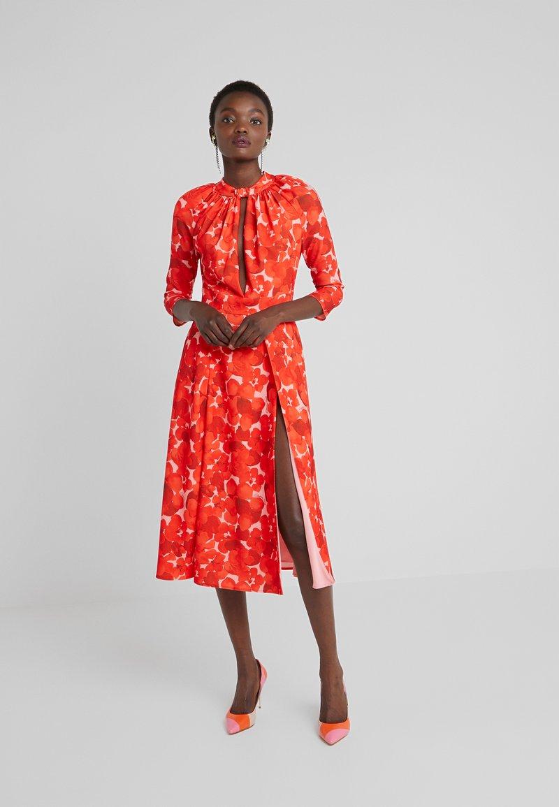 Elisabetta Franchi - Denní šaty - pink lacca
