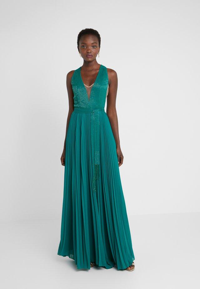 Festklänning - smeraldo