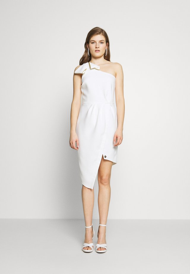 Day dress - avorio