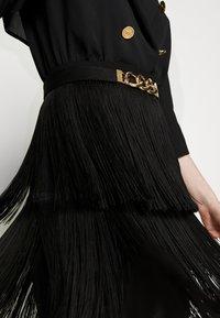 Elisabetta Franchi - Vestito elegante - nero - 4
