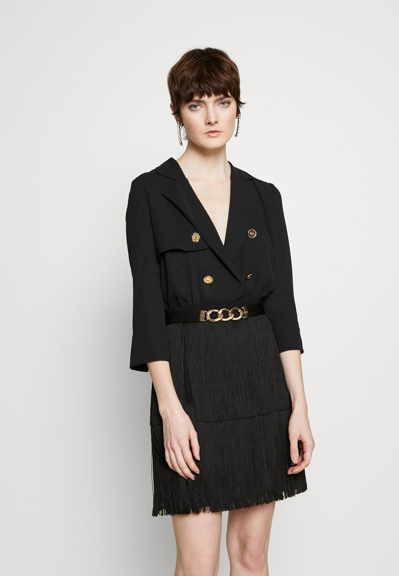 Elisabetta Franchi - Robe de soirée - nero