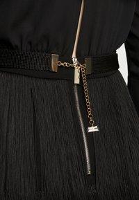 Elisabetta Franchi - Vestito elegante - nero - 6