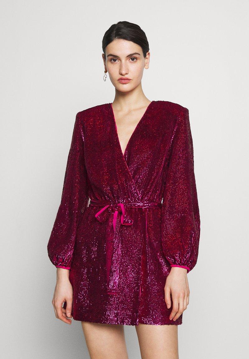 Elisabetta Franchi - Denní šaty - barbie