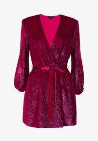 Elisabetta Franchi - Denní šaty - barbie - 7