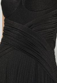 Elisabetta Franchi - Vestito elegante - nero - 5