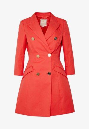 Denní šaty - pompelmo