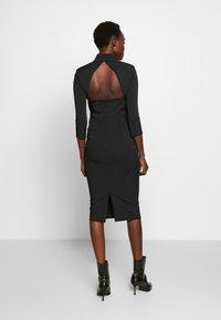 Elisabetta Franchi - Vestido de tubo - nero - 2