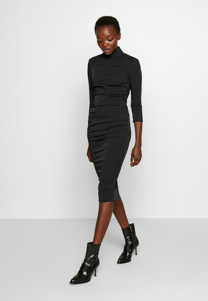 Elisabetta Franchi - Vestido de tubo - nero