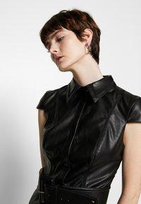 Elisabetta Franchi - Košilové šaty - nero - 3
