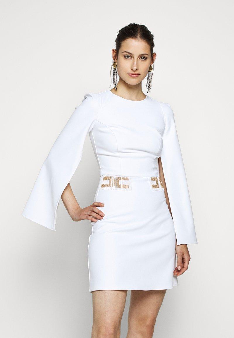 Elisabetta Franchi - Vestito elegante - avorio