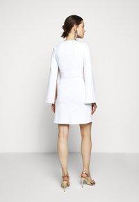 Elisabetta Franchi - Vestito elegante - avorio - 2