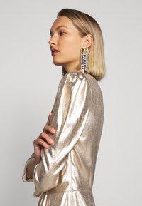 Elisabetta Franchi - Koktejlové šaty/ šaty na párty - oro - 4