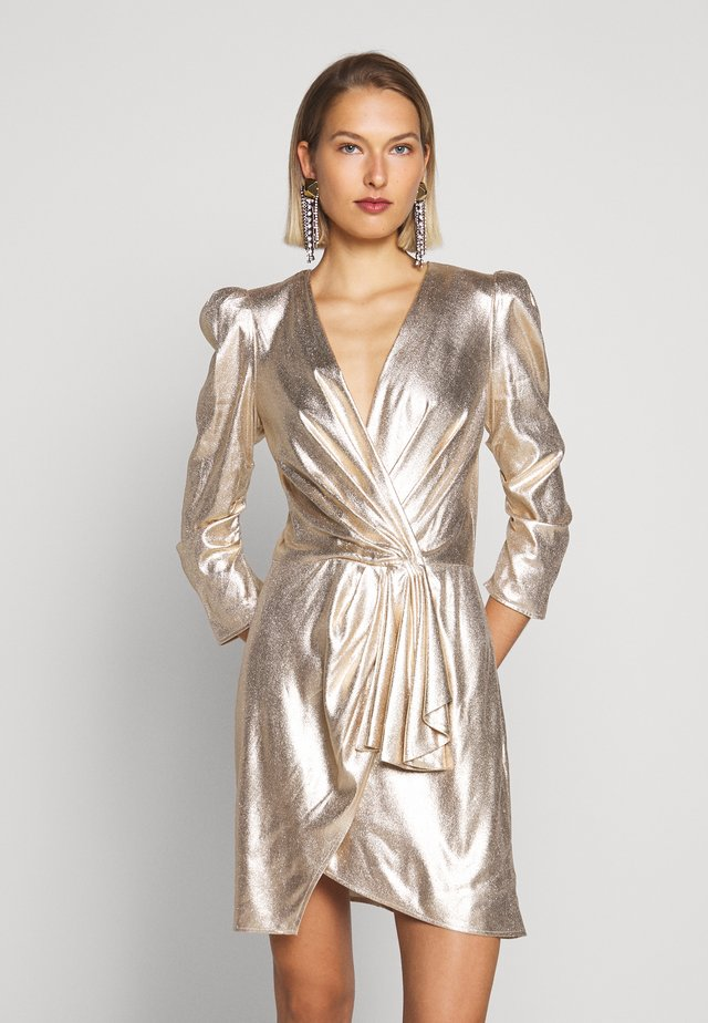 Cocktail dress / Party dress - oro