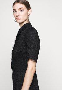 Elisabetta Franchi - Košilové šaty - nero - 5