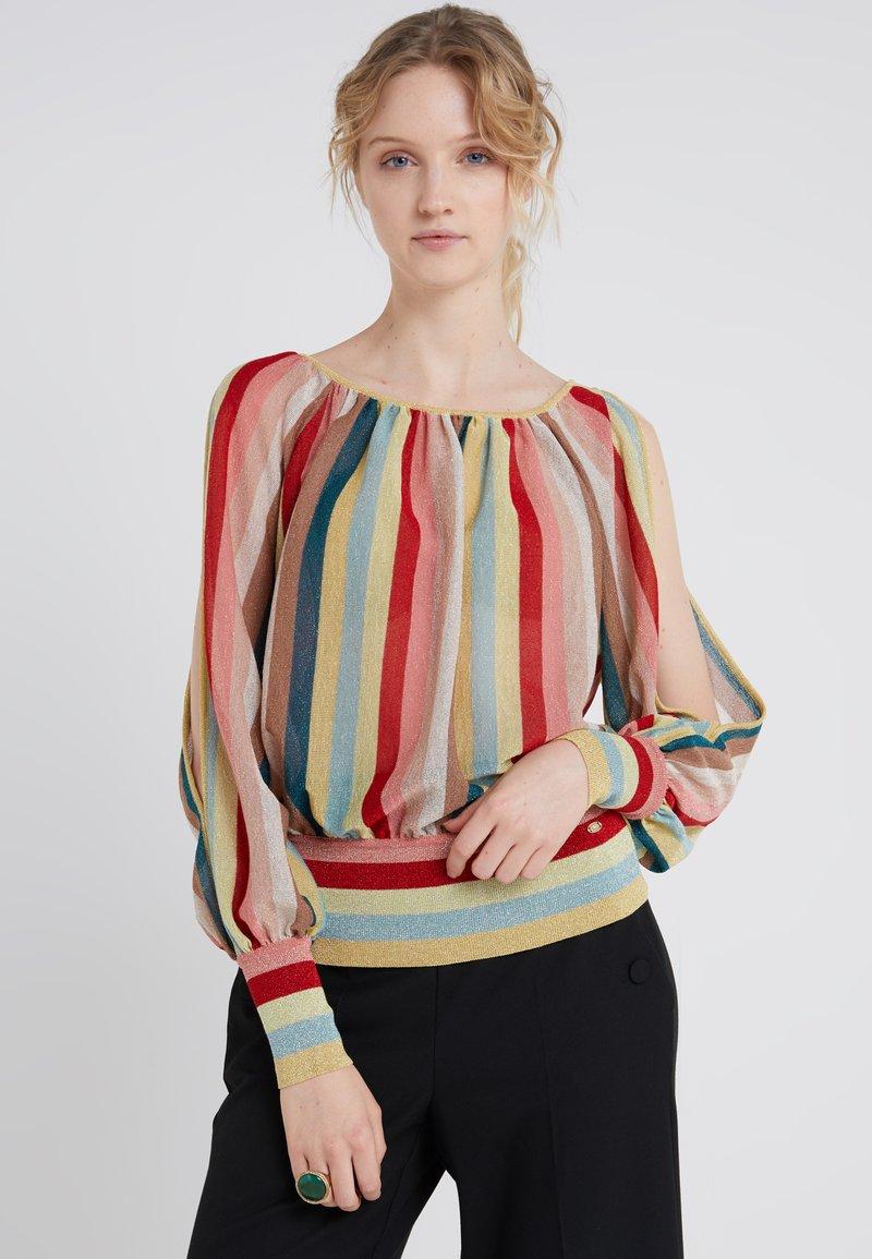 Elisabetta Franchi - Strickpullover - multicolor