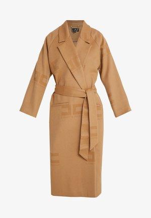Cappotto classico - cammello