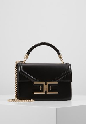 MONOCHROME SATCHEL - Handbag - nero