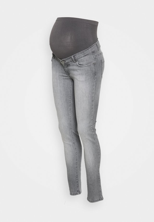 CLINT DELUXE SEAMLESS - Jeans Skinny Fit - grey