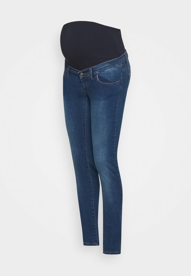 CLINT DELUXE SEAMLESS - Jeansy Skinny Fit - stone