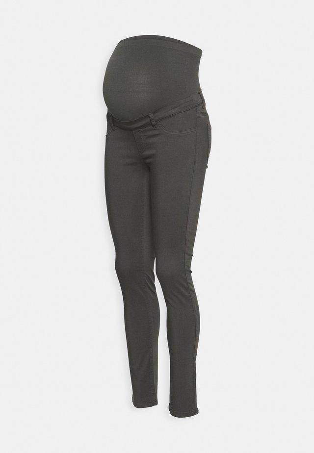 NEO SEAMLESS - Pantaloni - anthracite