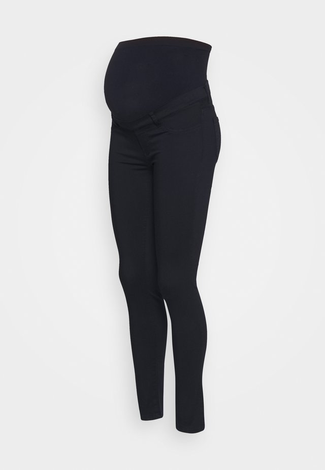NEO SEAMLESS - Bukse - navy blue