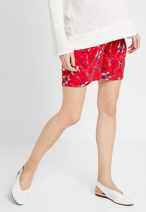 SOHAN - Shorts - red/purple