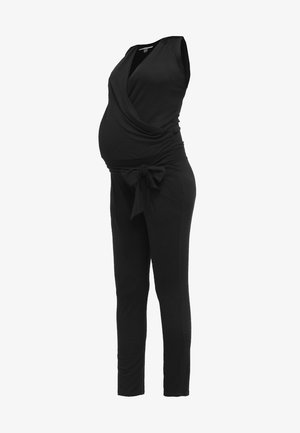 TRISHA NURSING - Kombinezon - black