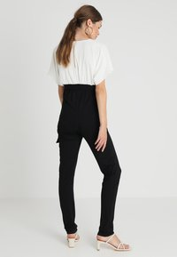 Envie de Fraise - LAETICIA - Jumpsuit - black/white - 2