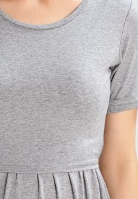 Envie de Fraise - LIMBO - Jersey dress - grey melange - 3