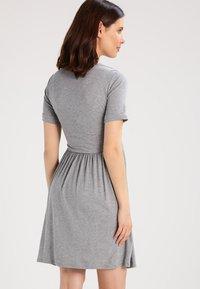 Envie de Fraise - LIMBO - Jersey dress - grey melange - 2