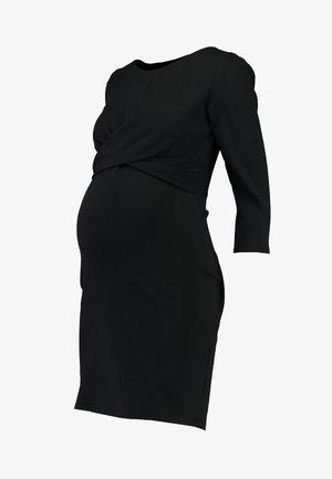 AUDREY - Etui-jurk - black