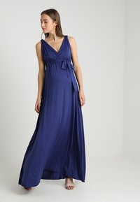 Envie de Fraise - ROMAINE TANK - Maxi-jurk - deep blue - 1