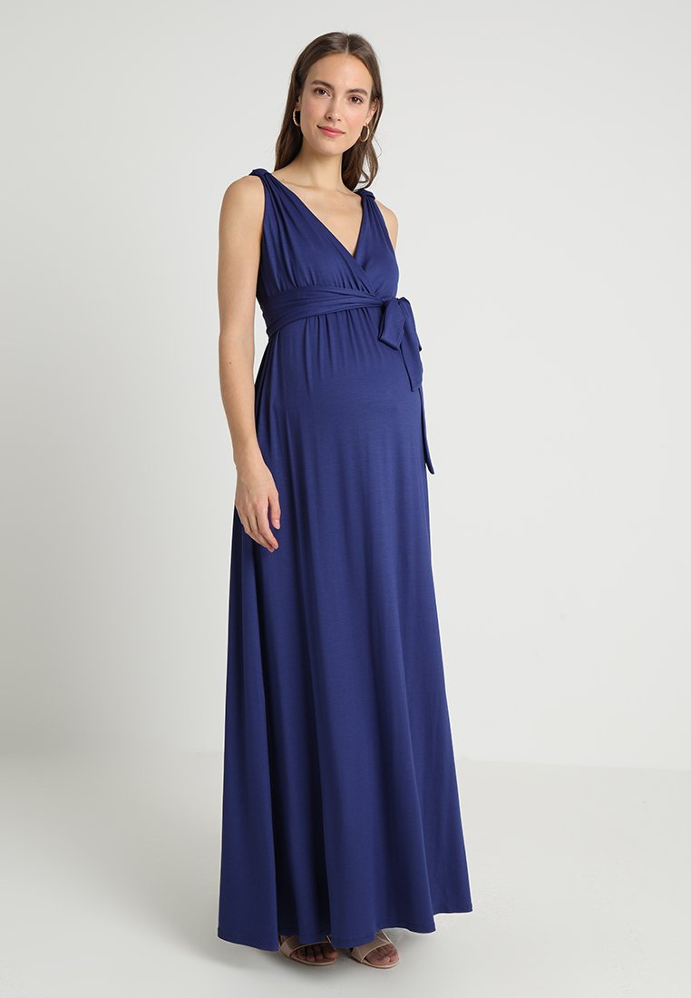 Envie de Fraise - ROMAINE TANK - Maxi-jurk - deep blue