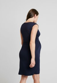Envie de Fraise - DIVINE TANK MATERNITY DRESS - Sukienka z dżerseju - navy blue - 3