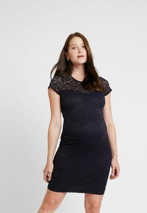 ETOILE MATERNITY DRESS - Vestido de tubo - navy blue