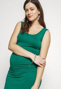 Envie de Fraise - KIZOMBA TANK MATERNITY DRESS - Sukienka z dżerseju - green - 2