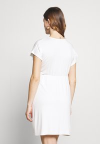 Envie de Fraise - EVI MATERNITY DRESS - Vestido ligero - off white - 2