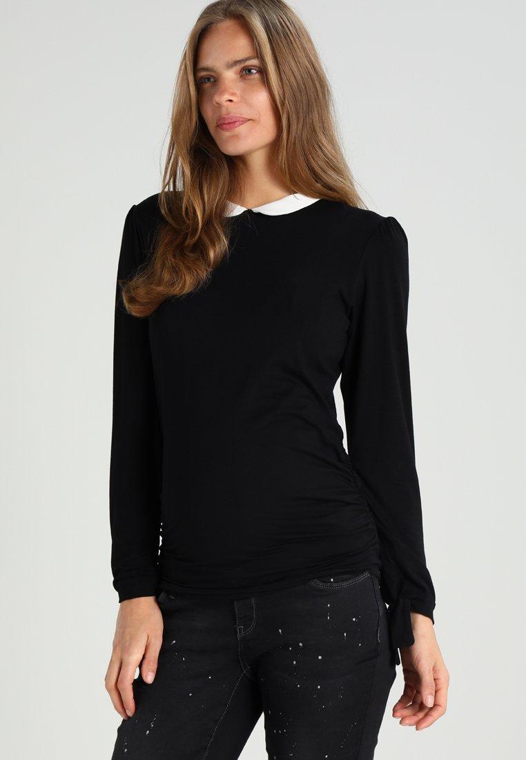 Envie de Fraise - CLAUDIA  - Camiseta de manga larga - black
