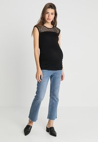 Envie de Fraise - PLUMY TANK - Top - black - 1