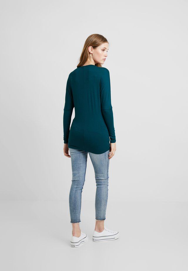 PENNY - Long sleeved top - green