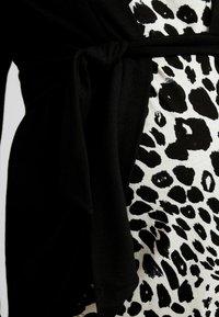 Envie de Fraise - MILONGA MATERNITY CARDIGAN - Vest - black - 5
