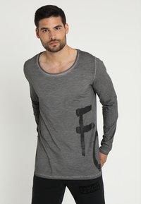 Effzeh - Camiseta de manga larga - anthrazit - 0