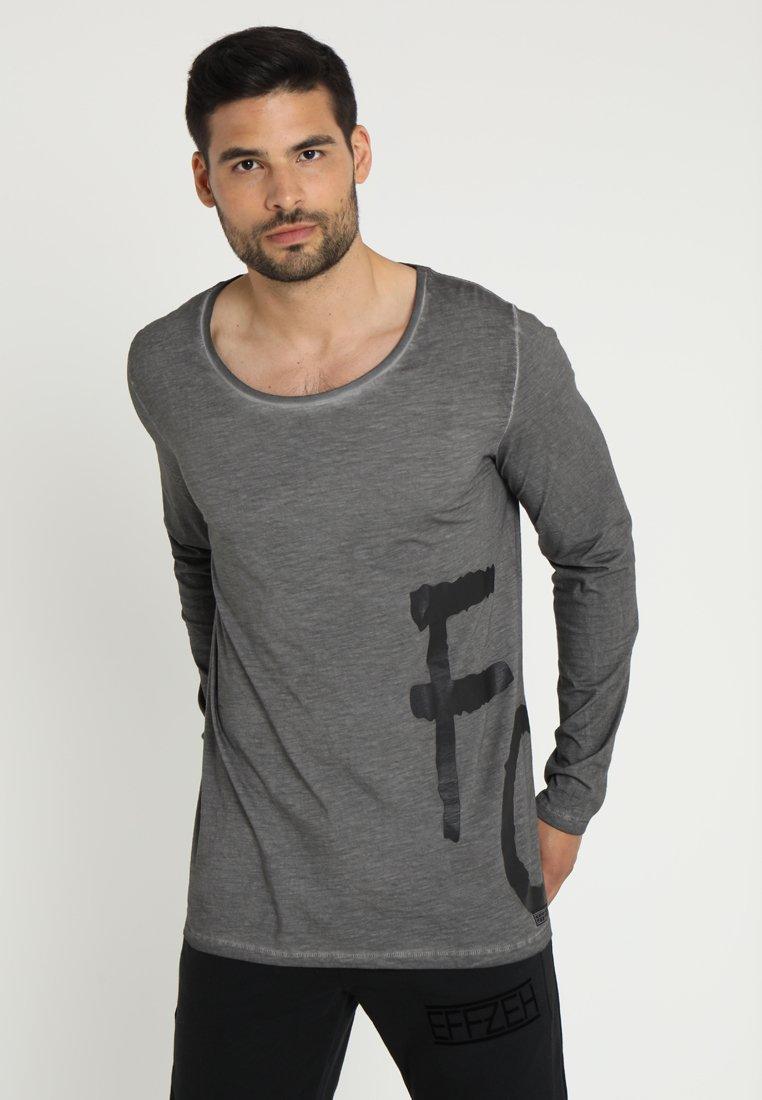 Effzeh - Camiseta de manga larga - anthrazit