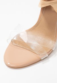 EGO - ZABI - Sandales à talons hauts - nude - 2