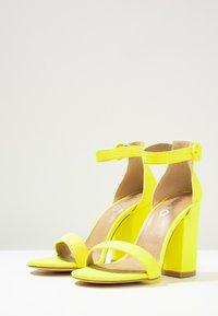 EGO - MELISSA - High Heel Sandalette - yellow - 4