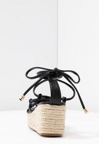 EGO - SOPHINA - T-bar sandals - black - 5