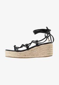 EGO - SOPHINA - T-bar sandals - black - 1