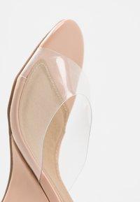 EGO - ELI - Sandaler med høye hæler - nude - 2