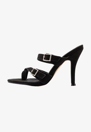 HARLEM - Sandaletter - black