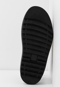EGO - SANTO - Platform sandals - burgandy - 6